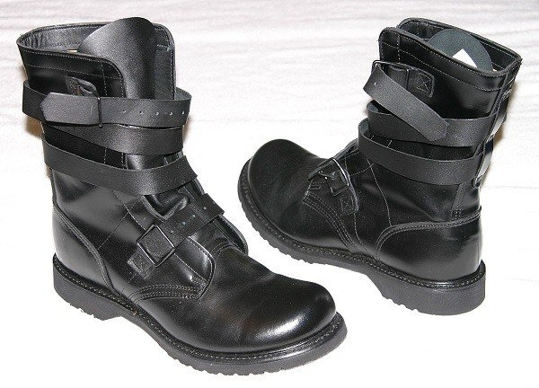 Tanker Boots